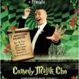 Titeuf Brachetti et ses amis : c'est le Comedy Majik Tchô !